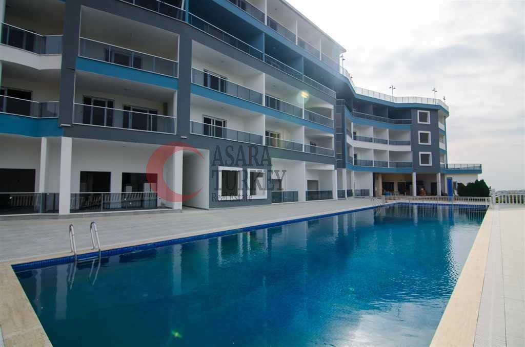 New apartments in a quiet location in Alanya - Kargıcak