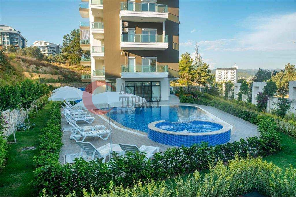 Apartments at affordable prices in Alanya - Avsallar