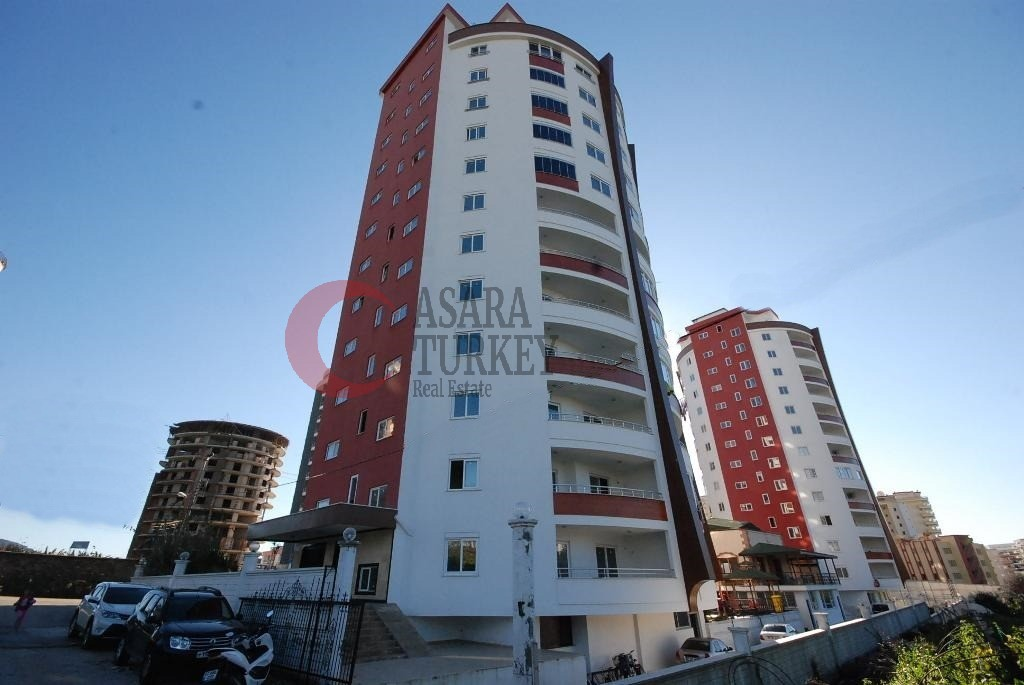 Furnished apartment with great price in Mahmutlar, Alanya