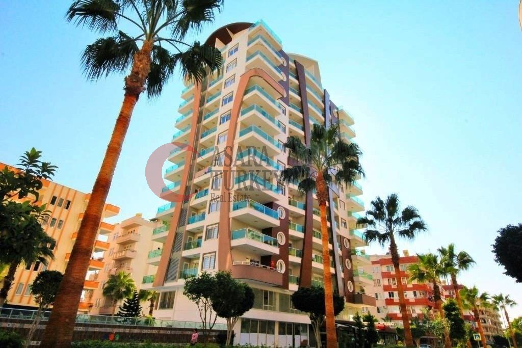 Apartment with sea view, only 350 m from the beach